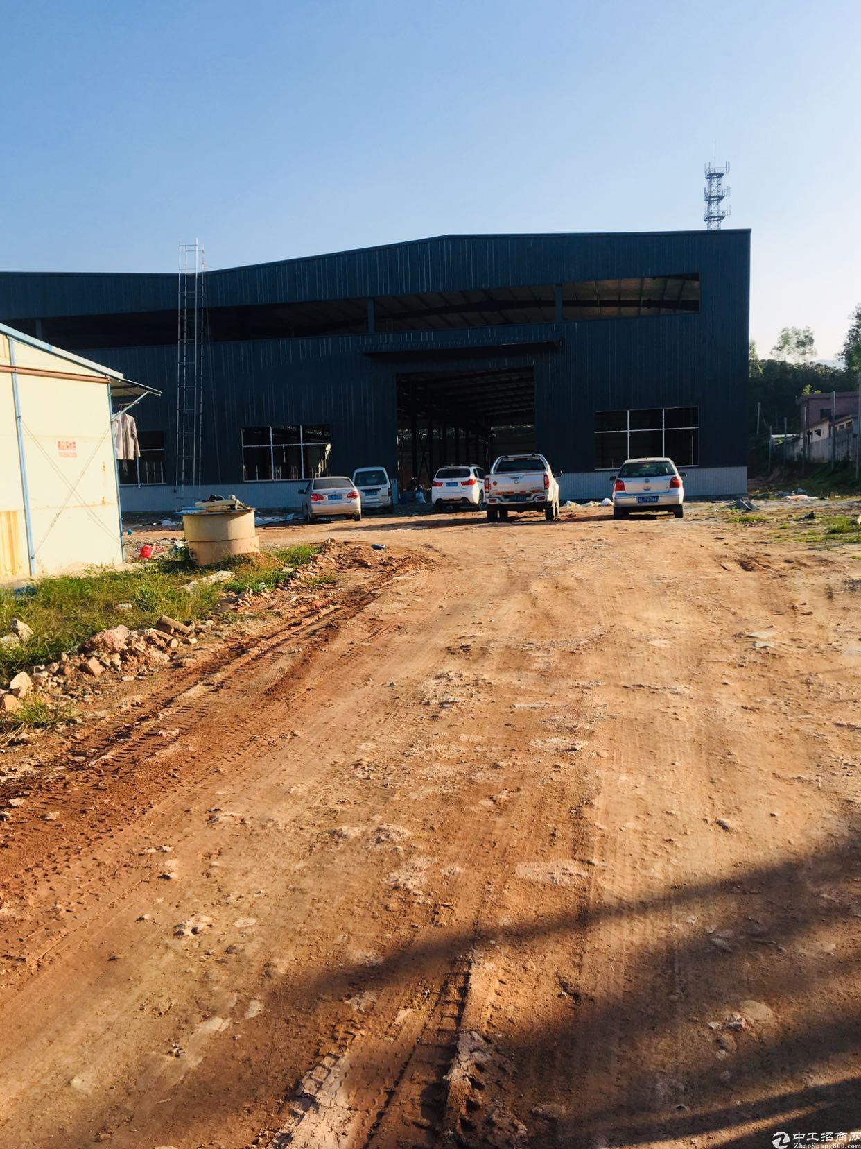 芦州新出独门独院钢结构厂房出租