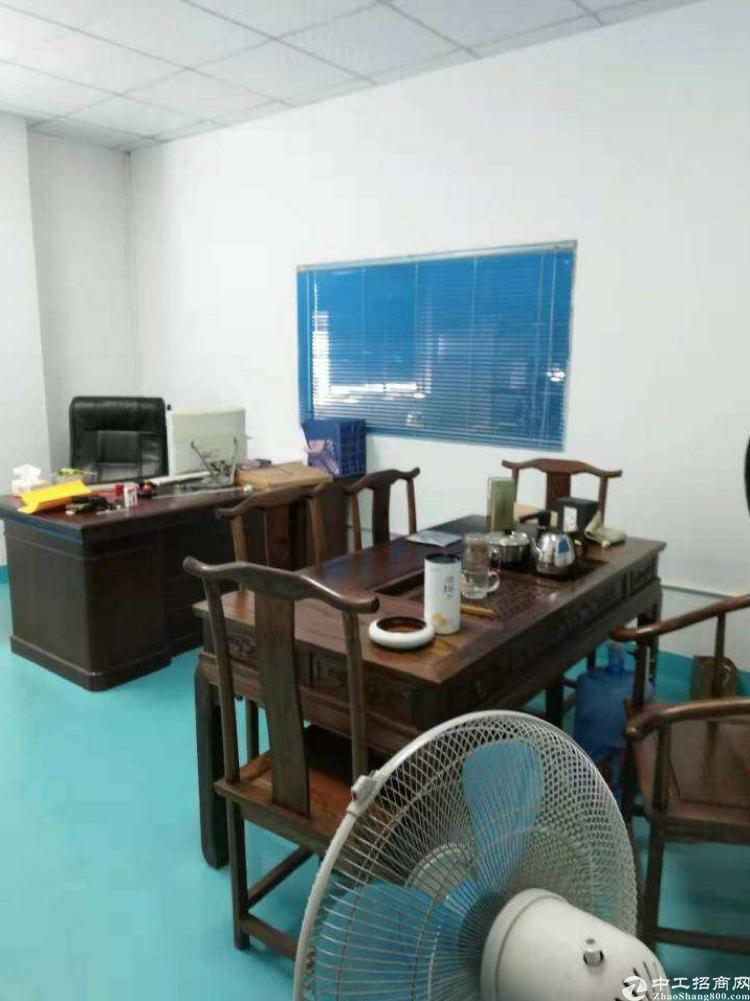 凤岗镇雁田带装修的办公室450平