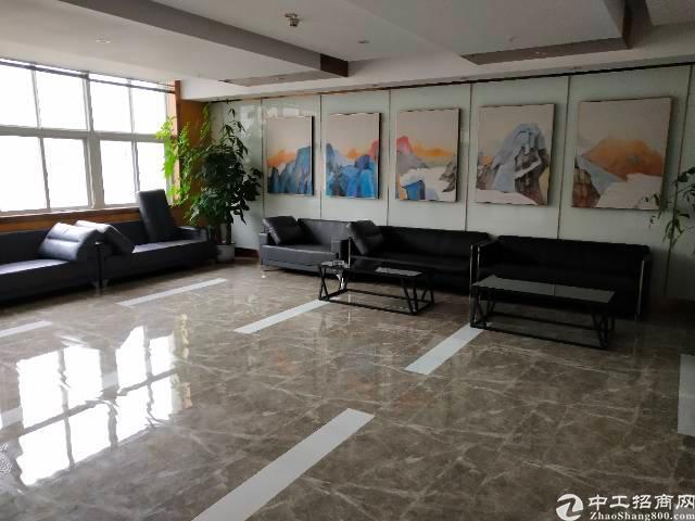 深圳龙华大浪南路116平写字楼出租