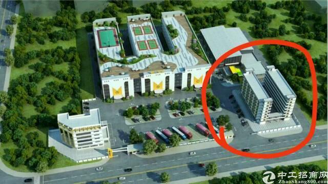 福永地铁口公寓明包项目。