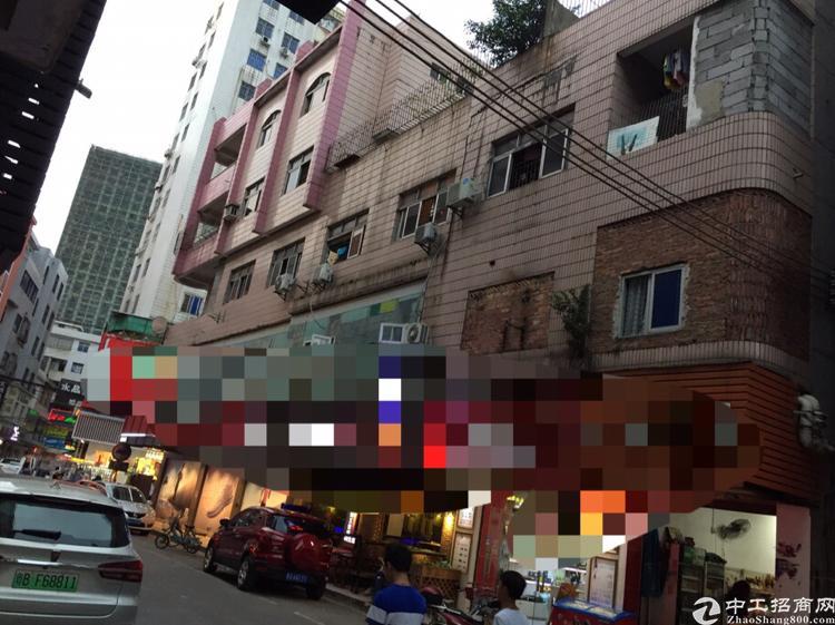 黄江镇中心区步行街马上到期