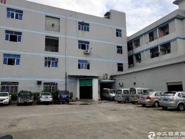 横岗安良标准厂房三楼出租1300平租金20元一平方