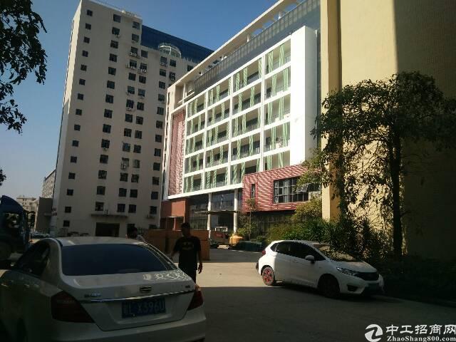 惠阳秋长标准厂房楼上1000平米形象好带红本喷淋