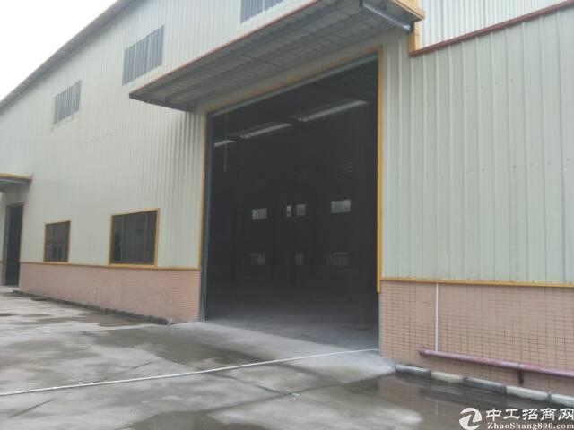 茶山新出单一层,厂房面积1500平方,宿舍按需,电250干瓦