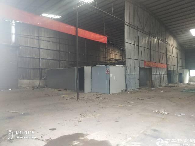 12元一方单一层厂房滴水7米麻涌镇靠近广州深圳