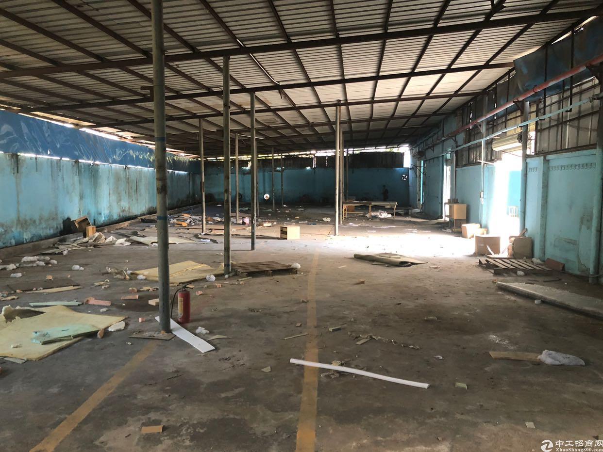 独院钢构厂房800平方米16元出租可做废品回收