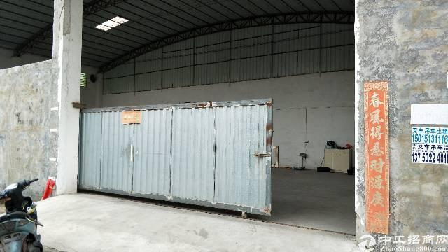 虎门白沙村独院铁皮房招租,非常合适破碎行业和仓库可以做小污染