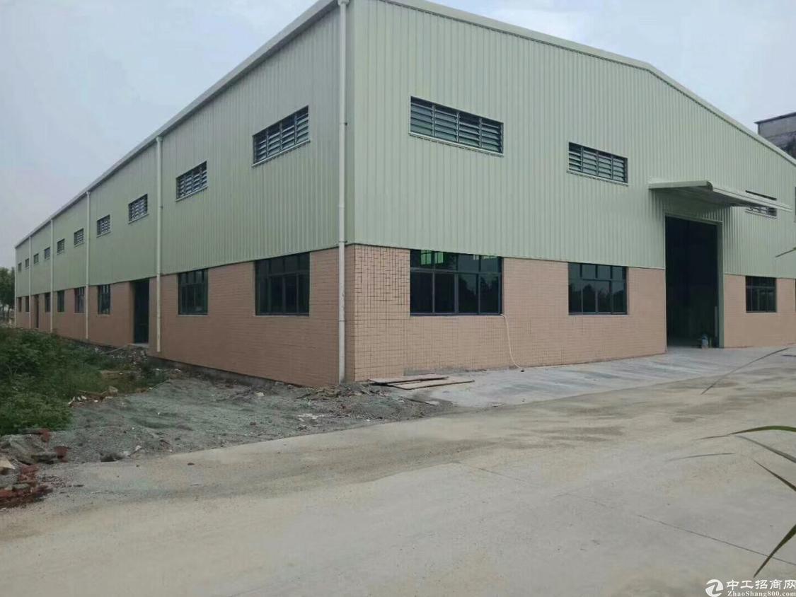 惠州钢结构厂房出售