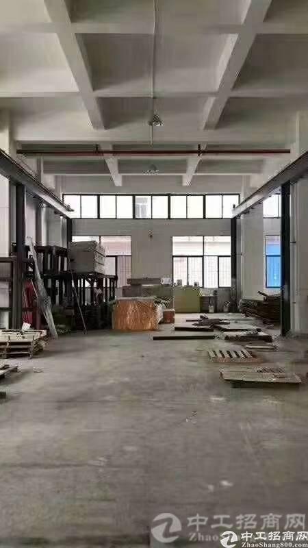 厚街镇原房东实际面积一楼标准2000厂房出租