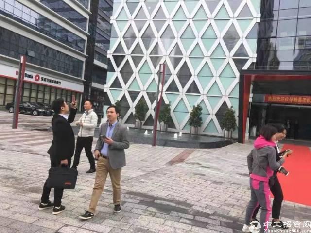 东莞甲级高端带装修写字楼出租几万平米,100平方米起分租