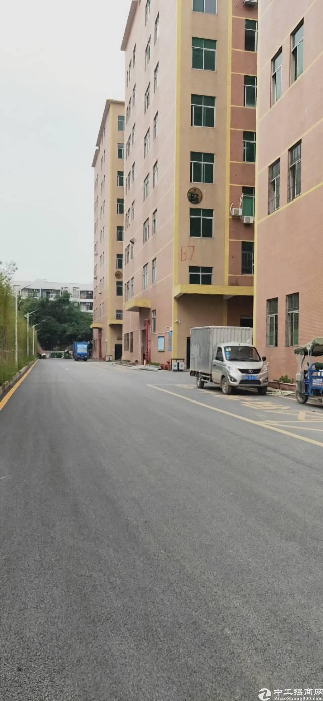 福永和平沿江高速路口楼上1200平米精装修厂房出租