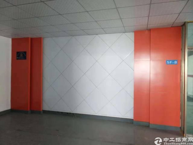 西乡固戍600平带装修厂房出租带红本最小100起分
