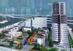 东莞中心城甲级写字楼出租,100平方起租