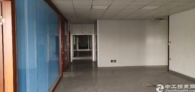 光明李松朗新出楼上带带精装修厂房1480平