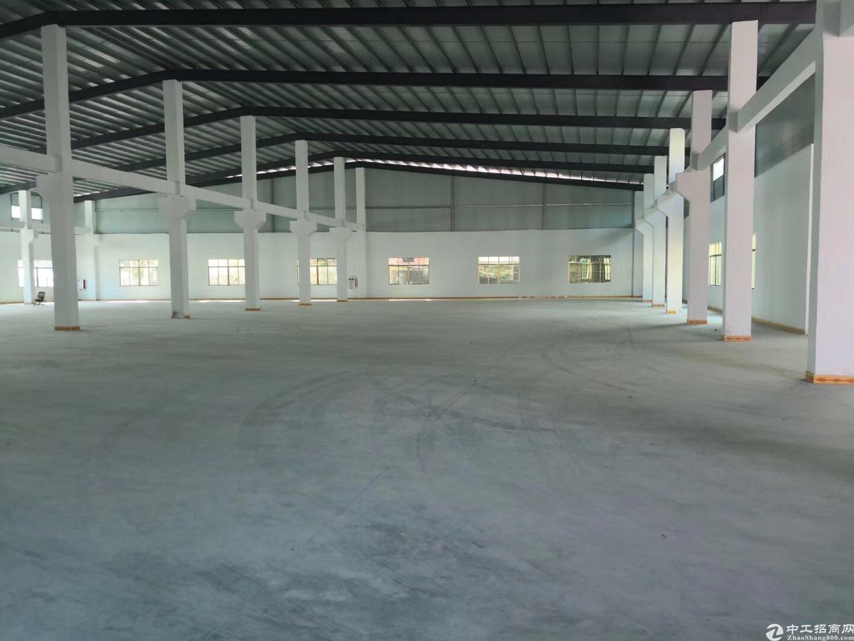 全新牛脚位8米厂房