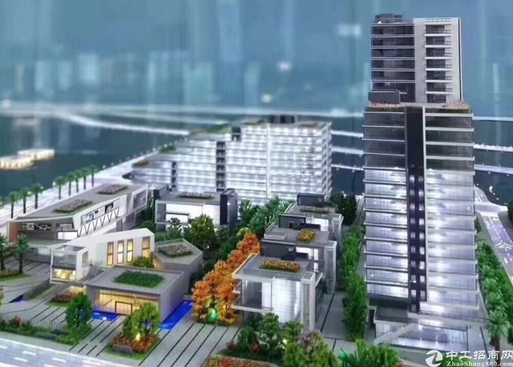 临近深圳优质写字楼价格厂房价上市企业首选