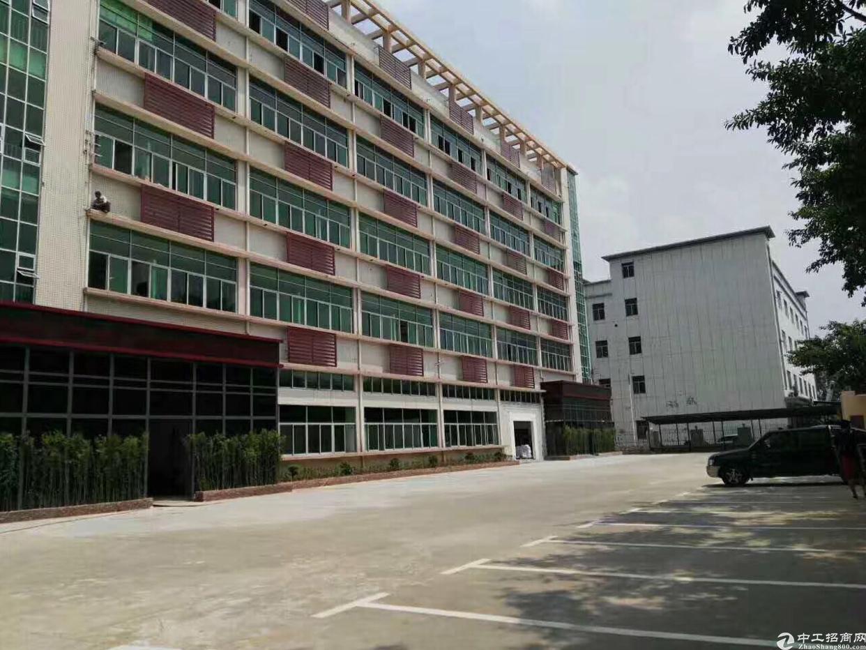东莞环城路附近大空地标准厂房出售!