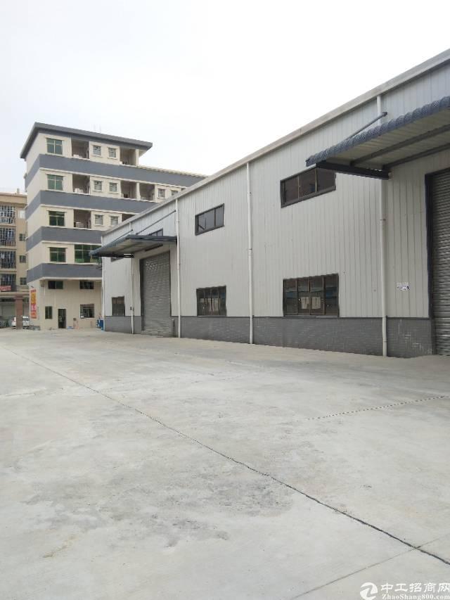 钢构厂房2000平方出租可架行车可办环评