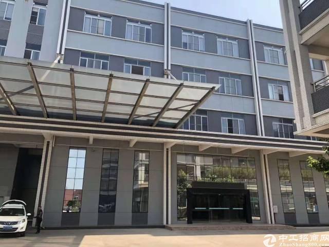 惠州市最漂亮的独门独院标准厂房