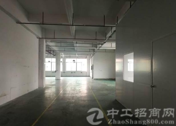 东城标准厂房一楼1000平方招租 水电齐全