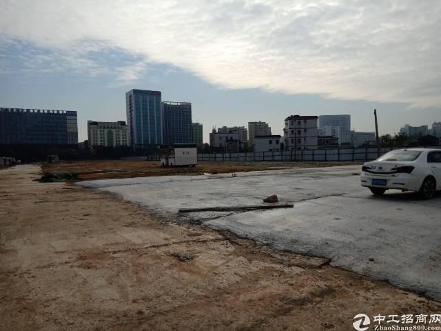 沙井宝安大道附近新出原房东20000平空地