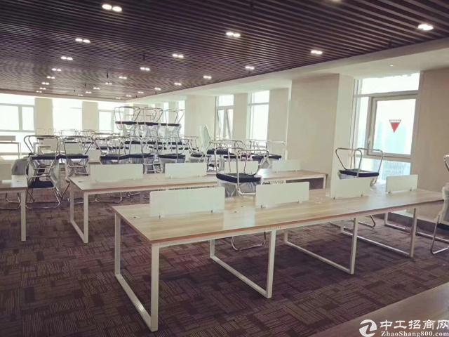 东湖国贸高层朝东单位、带全套办公家私业主低位出租