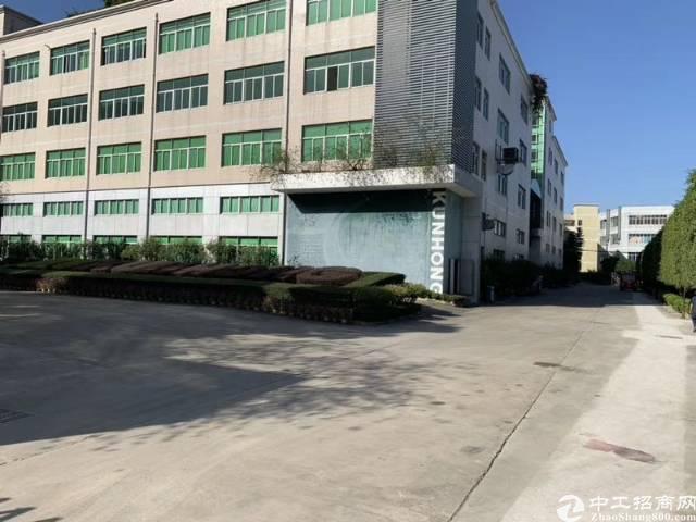 宝安西乡22000平红本厂房出售