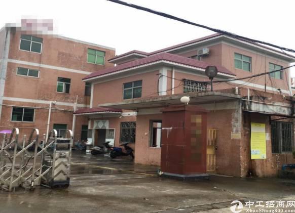 清溪建筑 6100平方村委合同厂房出售
