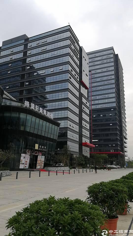 东莞镇区清凤塘高级写字楼100平方起分租