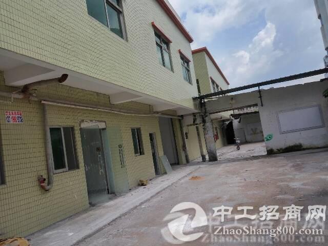 厚街镇新塘村翻新小独院厂房一楼650平方实际面积17块招租