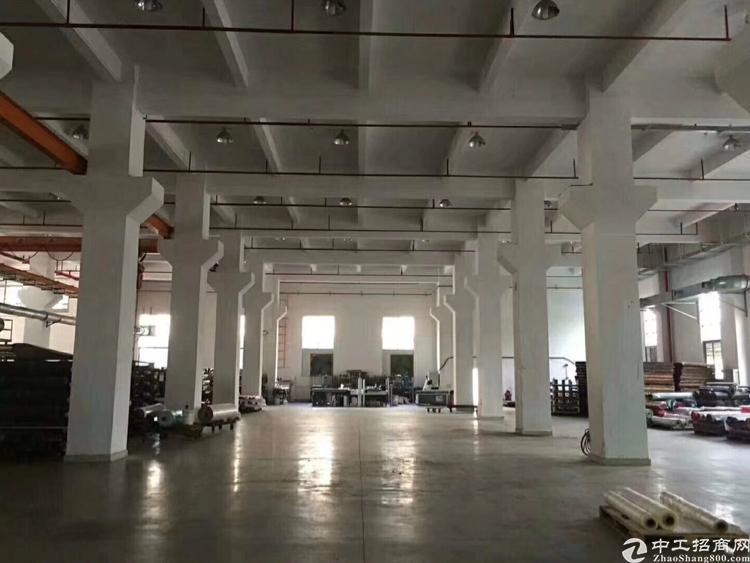 福永白石厦原房东独门独院一楼厂房700平招租