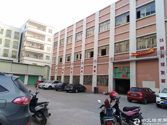 水口镇新出一楼六米高760平米仓库厂房出租