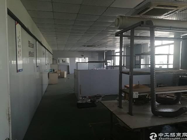 出租福永镇新和沿江高速附近标准厂房1200平