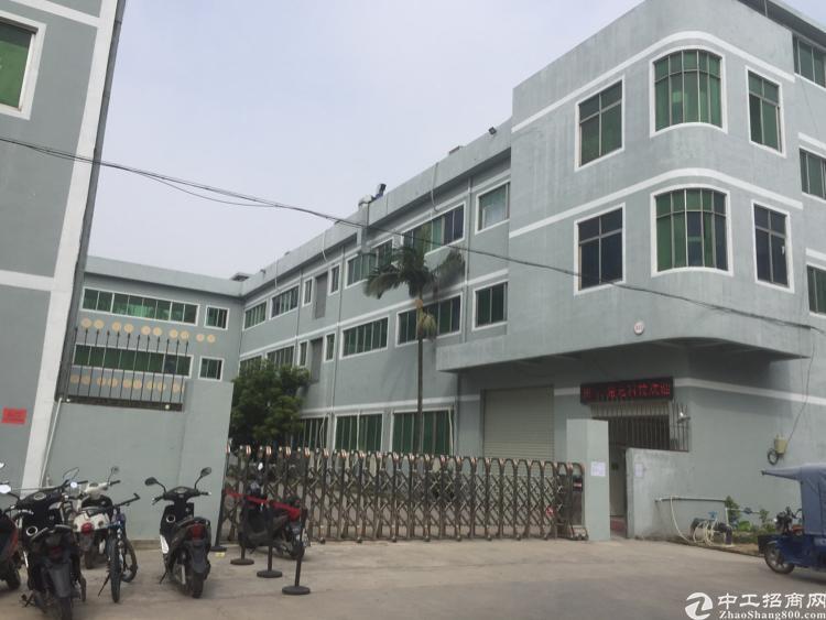 沙井共和独门独院厂房出租4900平