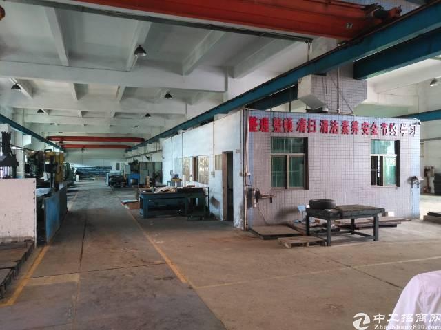凤岗带十吨行车单一层标准厂房