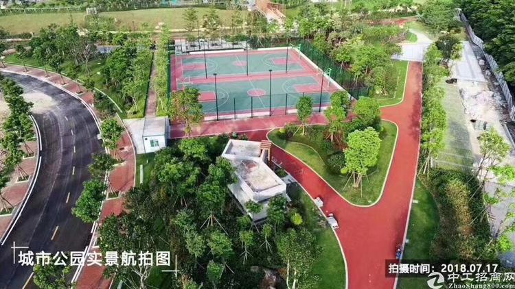 松山湖1500亩园区红本厂房,毗邻华为1.5公里