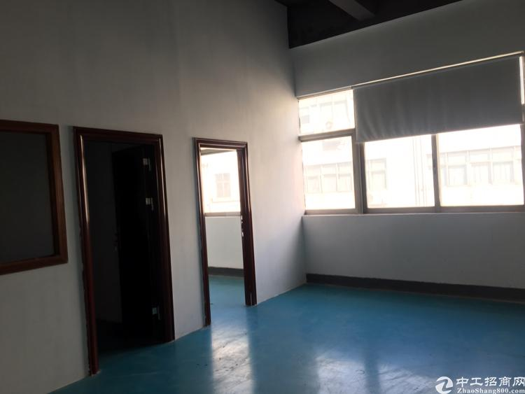 福永地铁口带装修写字楼带隔间带家私560平方可分租