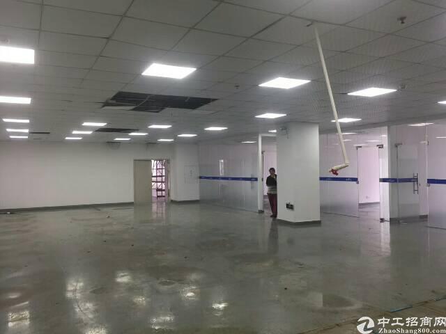 光明新区高新区红本厂房1600平米出租