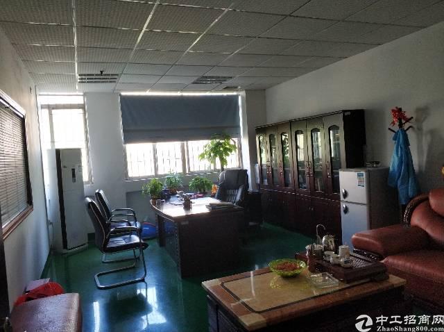 福永107国道边1200平方无尘车间厂房出租