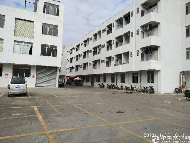 虎门镇两层独院厂房10000平米出租