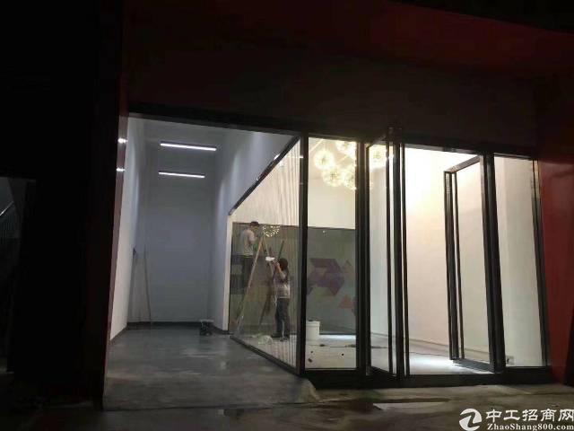西乡银田工业区新出独栋12000平单层4000平带装标准厂房