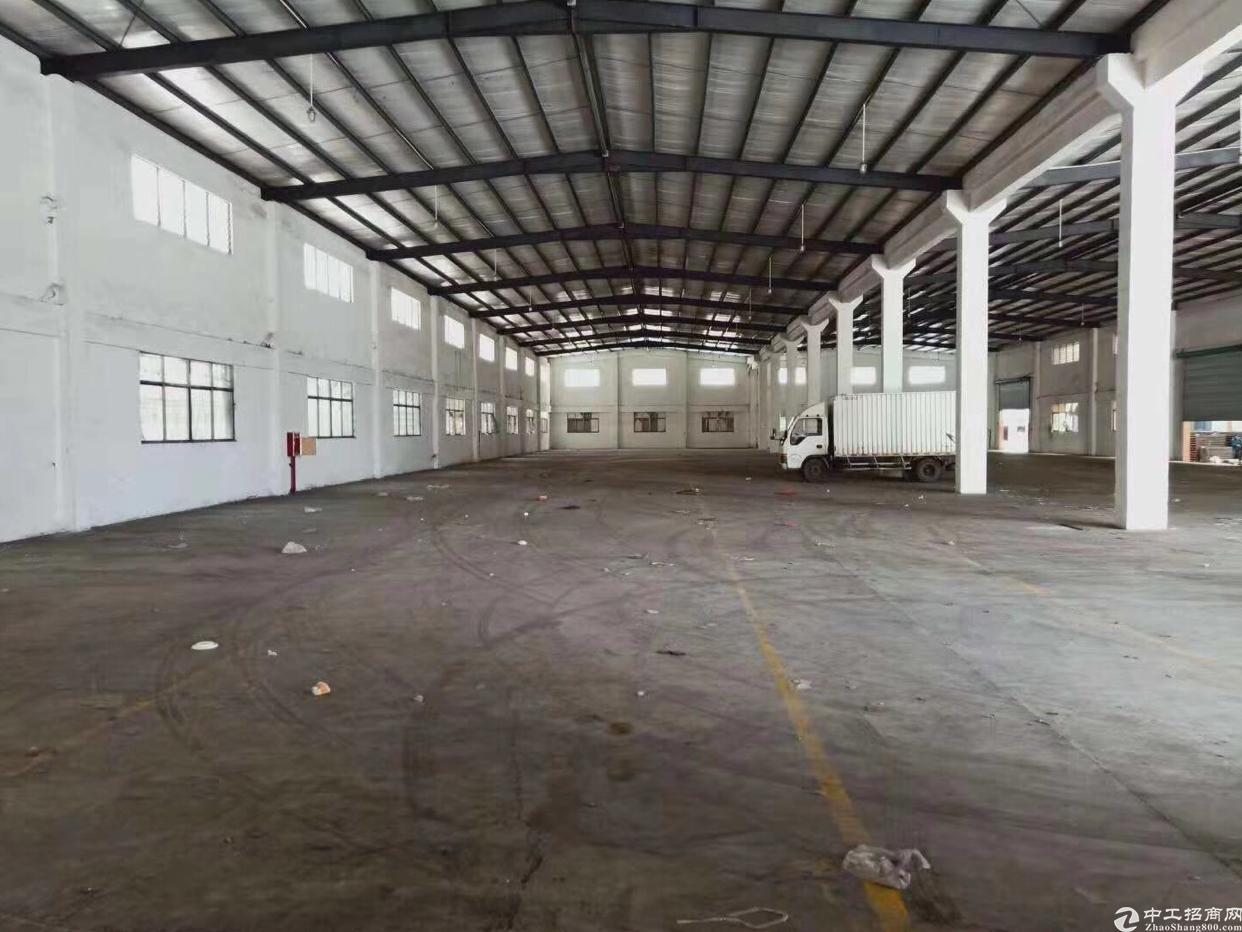 大岭山国有证占地30亩建筑25000平方厂房出售
