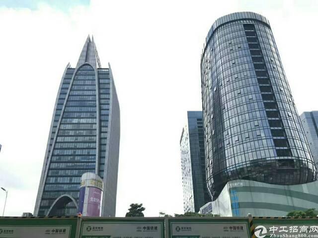 华南城地铁写字楼20000平米招租100起租