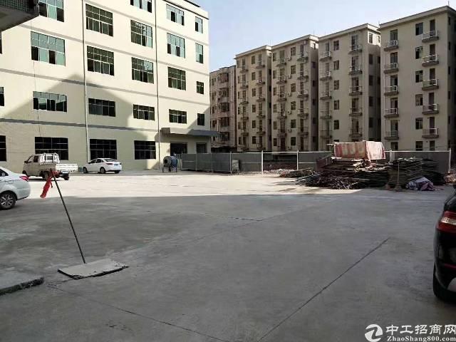 惠阳淡水新出独门独院原房东标准厂房7400平,可办环评