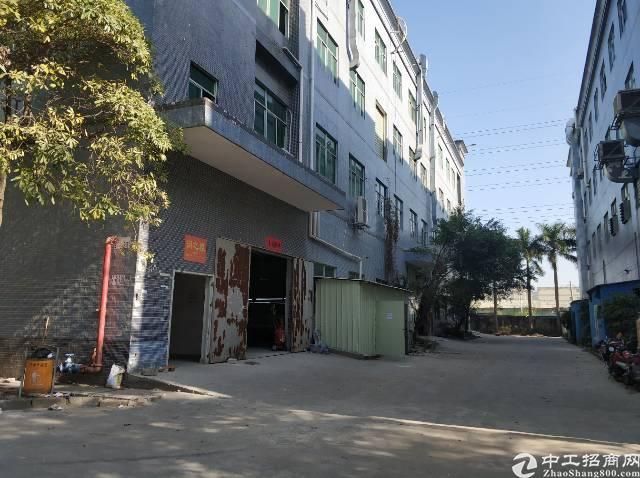 惠阳秋长花园式工业区一楼850平方证件齐全出租