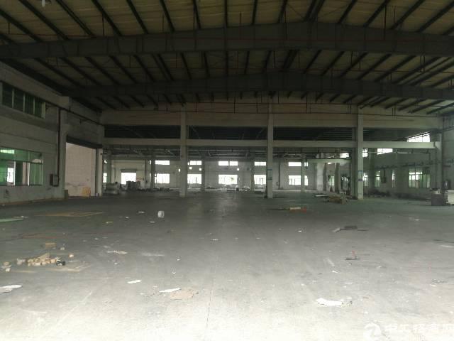 横沥镇5700平方钢构出租