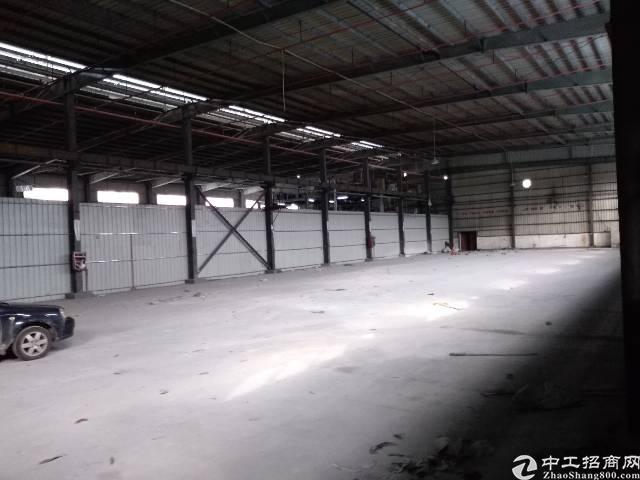 东城同沙原房东钢构2000方出租