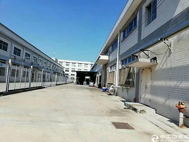 惠东白花镇占地5360㎡建筑1400㎡国有证厂房出售