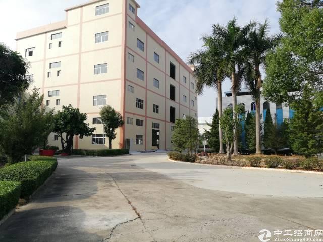 原房东全新重型厂房1-4层5000平方