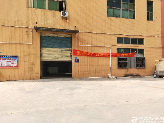 公明龙大高速出囗800米重工业厂房800平方出租